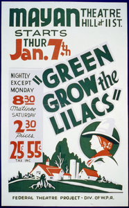 Green Grow The Lilacs  Image