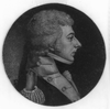 [james Thompson, Head-and-shoulders Portrait, Right Profile] Image