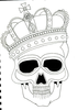 Skull Crown Image