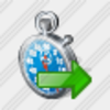 Icon Stop Watch Export Image
