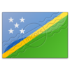 Flag Solomon Islands Image