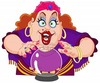 Animated Fortune Teller Clipart Image