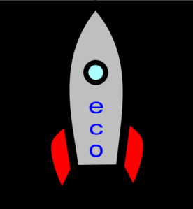 Rocket At Launch Clip Art
