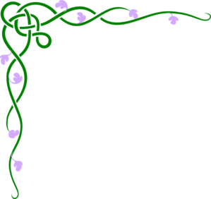 Green Vines Clip Art