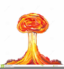 Cartoon Mushroom Clipart Image