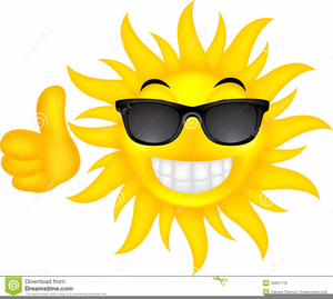 Clipart Sommer Sonne | Free Images at Clker.com - vector ...