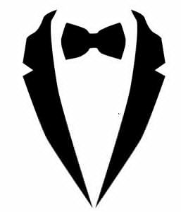 Mickey Mouse Tuxedo Clipart | Free Images at Clker.com - vector clip art online ...