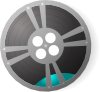 Video Film Reel Clip Art