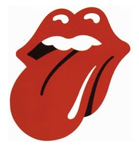 Rolling Stones Logo Clipart Image