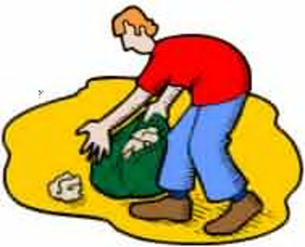 Free Clipart Trash Pick Up Free Images At Clker Com