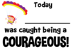 Courageous Image