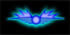 Wing Glowing Symbol Clip Art