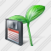 Icon Sprouts Save Image