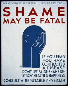 Shame May Be Fatal If You Fear You Have Contracted A Disease Don T Let False Shame Destroy Health & Happiness : Consult A Reputable Physician. Image