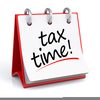 Tax Forms Clipart Image