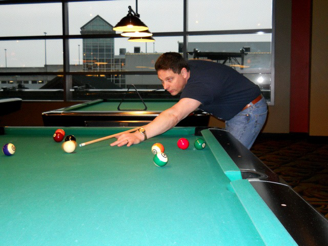 Kj Playing Pool | Free Images at Clker.com - vector clip ...