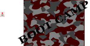 Boot Camp Clip Art