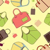 Seamless Bags Patterns Image