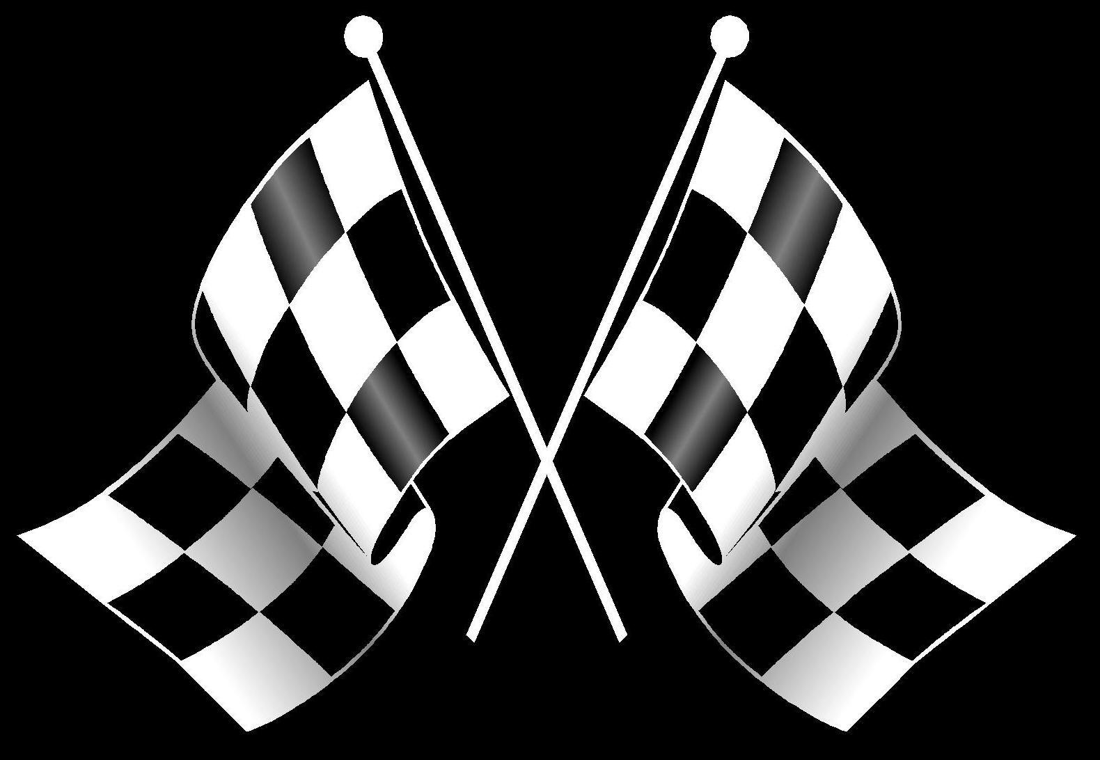 clipart racing flags - photo #17