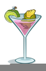 Pictures Of Martinis Clipart Image