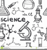 Scientist Clipart Black And White Image