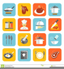 Restaurant Clipart Icons Image
