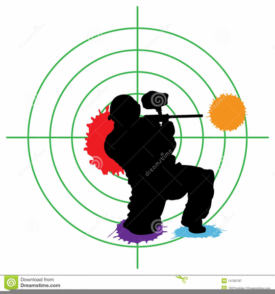 Paintball Guns Clipart Free Images At Clker Com Vector Clip Art Online Royalty Free Public Domain