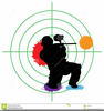 Paintball Guns Clipart Image