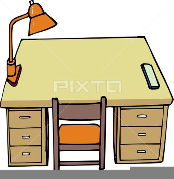 clipart of a teacher desk free images at clker com vector clip rh clker com teacher desk clipart Chair Clip Art