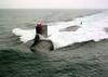 Uss Seawolf At Sea Image