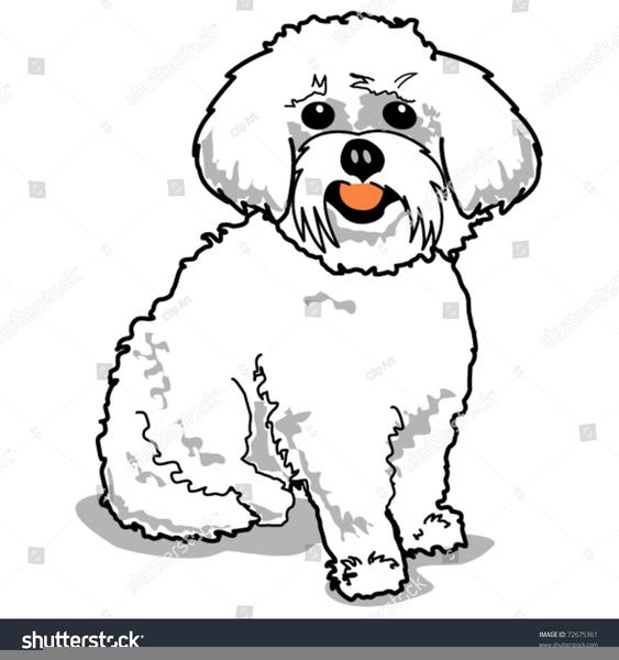 free french poodle clipart free images at clker com vector clip rh clker com Poodle Dog Clip Art Poodle Clip Art