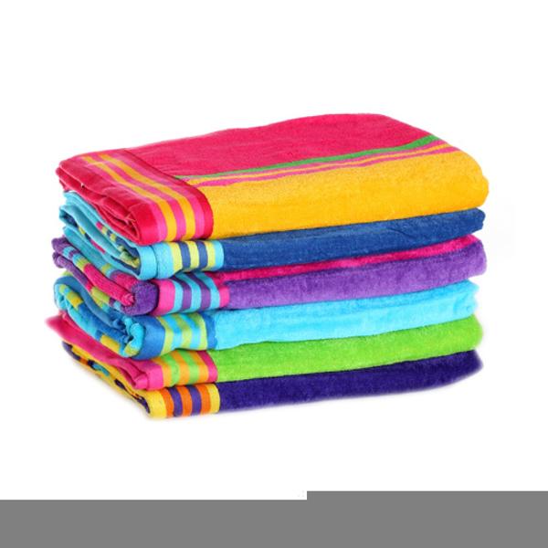 Beach Towel Clip Art: Free Images At Clker.com