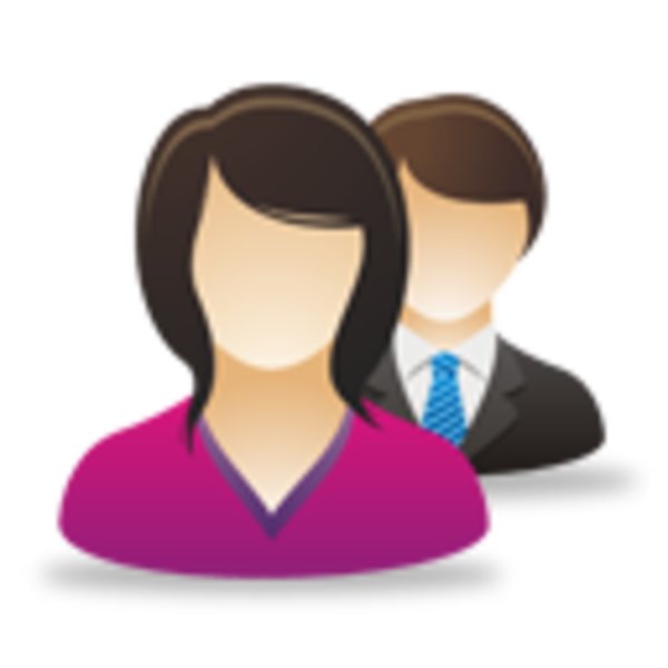 business female male users free images at clker com vector clip rh clker com can i use clip art for my business logo For Business Use of Leaves Clip Art