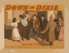Down In Dixie Written By Scott Marble. Clip Art