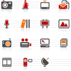 Multimedia Icons Image