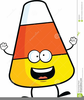 Animated Candy Corn Clipart Image