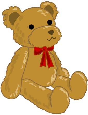 Teddy clip art free images at vector clip art online royalty free public domain - Free teddy bear pics ...