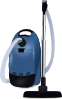 Blue Vacuum Cleaner Clip Art