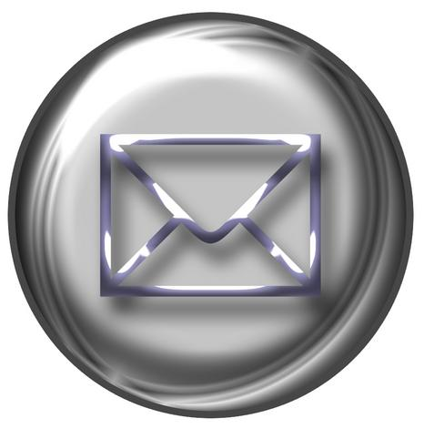 Email Button | Free Images at Clker.com - vector clip art online ...