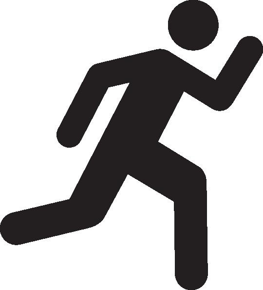 clipart running - photo #14