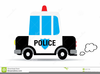 Police Car Free Clipart Image