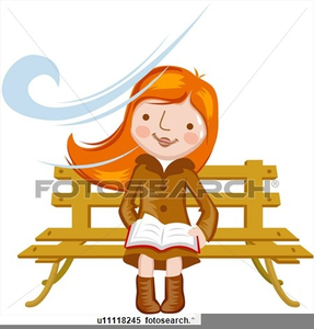 Chilly People Clipart Image