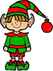 Christmas House Clipart Free Image
