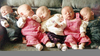 Identical Quintuplets Babies Image