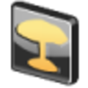 Nuclear Explosion Icon Image