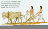 Plow Ancient Mesopotamia Image