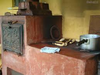 Old Time Stove Oven Image