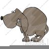 Clipart Dog With Tail Between Legs Image