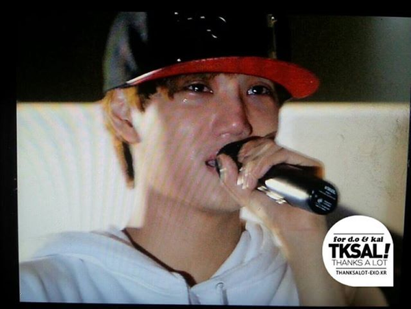 Exo Kai Crying   Free Images at Clker.com - vector clip ...