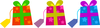 Colourful Gifts Image